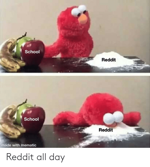 reddit all: Reddit all day