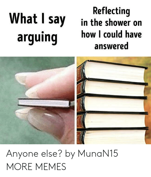 Dank, Memes, and Shower: Reflecting  What say in the shower on  howl could have  arguing  answered Anyone else? by MunaN15 MORE MEMES