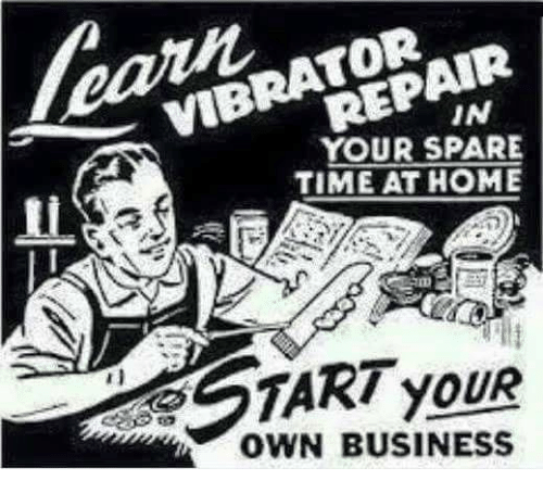 Sparing Time: REPAIR  YOUR SPARE  TIME AT HOME  yOUR  OWN BUSINESS