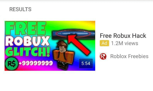 Results Robux Glitch Rs 99999999 1000000 1000000000 Log Free