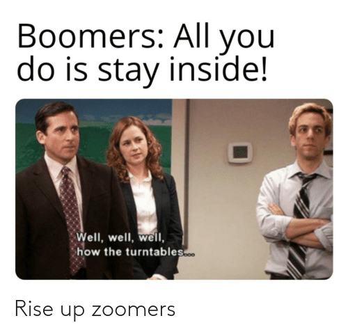 Rise: Rise up zoomers