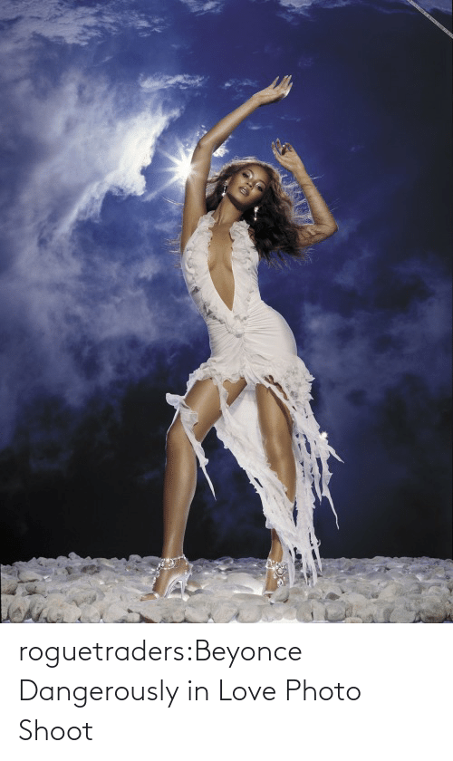 shoot: roguetraders:Beyonce Dangerously in Love Photo Shoot