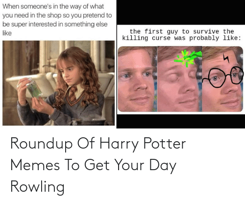 rowling: Roundup Of Harry Potter Memes To Get Your Day Rowling
