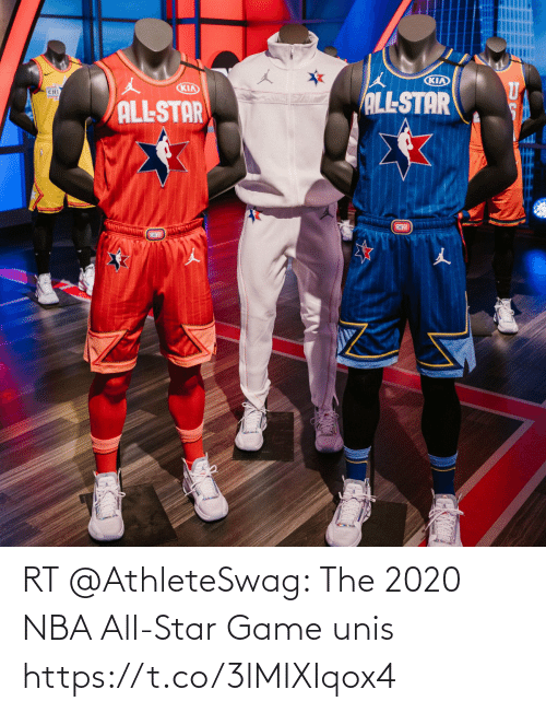 NBA All-Star Game: RT @AthleteSwag: The 2020 NBA All-Star Game unis https://t.co/3lMIXIqox4