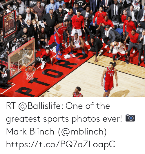 mark: RT @Ballislife: One of the greatest sports photos ever!   📷 Mark Blinch (@mblinch) https://t.co/PQ7aZLoapC