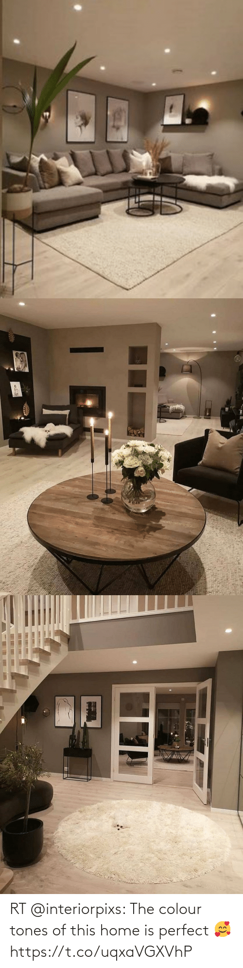 Colour: RT @interiorpixs: The colour tones of this home is perfect 🥰 https://t.co/uqxaVGXVhP