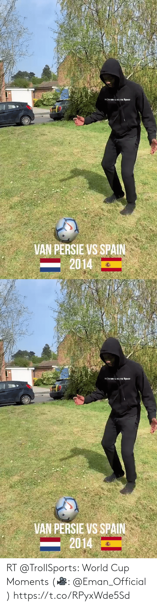 World Cup: RT @TroIISports: World Cup Moments (🎥: @Eman_Official )  https://t.co/RPyxWde5Sd