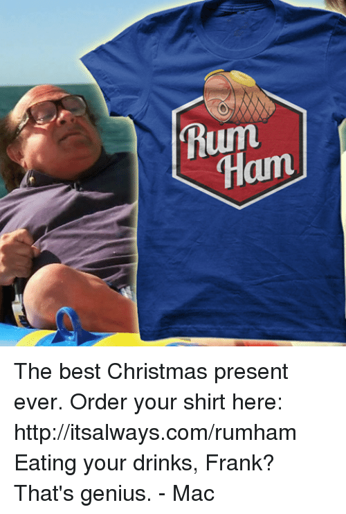 The Best Christmas Present Ever