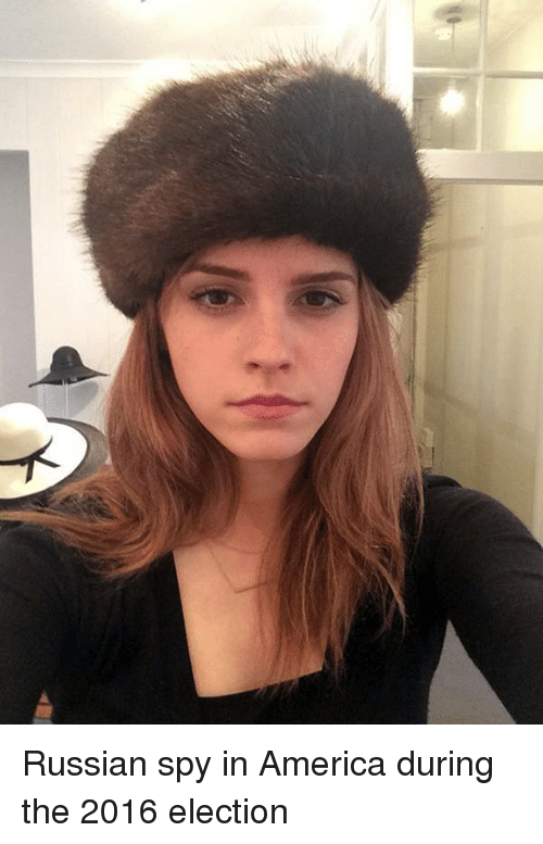 2016 Election: Russian spy in America during the 2016 election