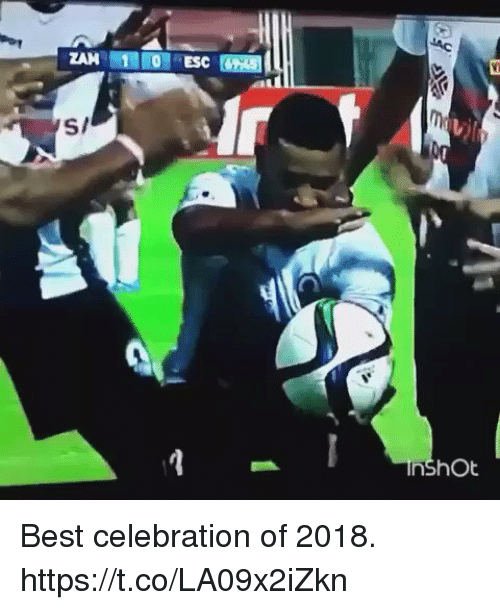 Memes, Best, and 🤖: S/  nshOt Best celebration of 2018. https://t.co/LA09x2iZkn