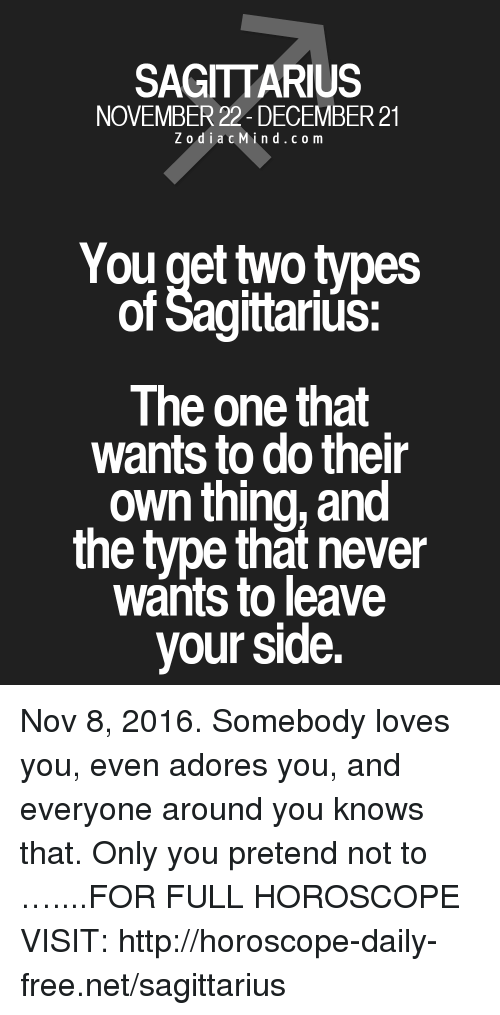 SAGITTARIUS NOVEMBER 22 DECEMBER 21 Zodiac M I N D C O M You
