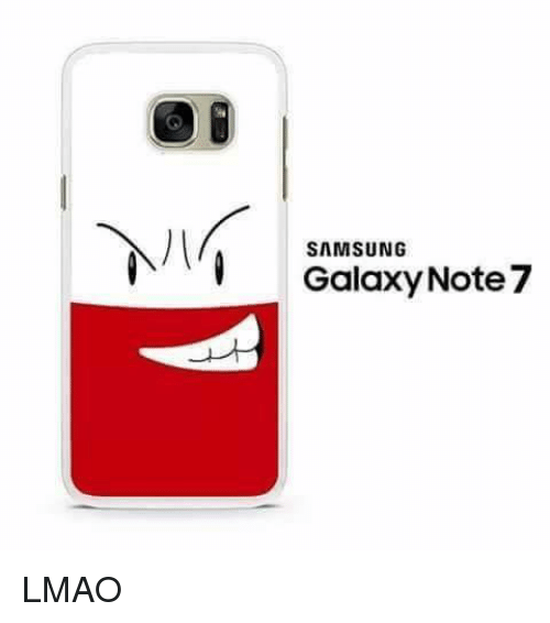 Galaxy Note 7: SAMSUNG  Galaxy Note 7 LMAO