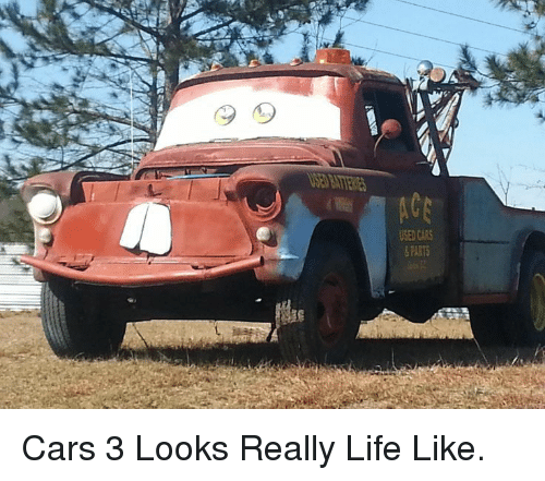 used cars: SED BATTERIE  USED CARS  PARTS <p>Cars 3 Looks Really Life Like.</p>