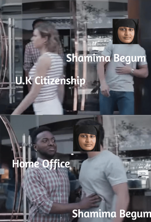 Shamima Begum: sHamima Begum  U.K Citizenship  Home Office,  Shamima Bequm