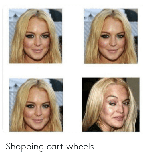 Shopping, Wheels, and  Shopping Cart: Shopping cart wheels