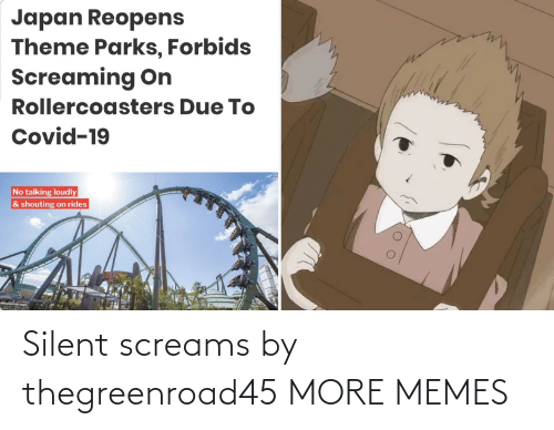 Silent: Silent screams by thegreenroad45 MORE MEMES