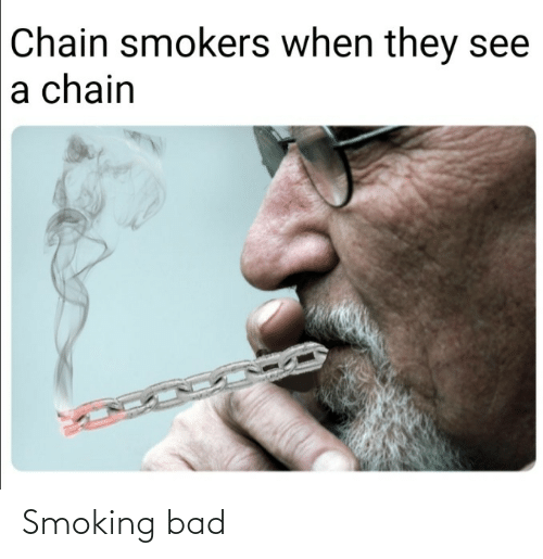 Smoking: Smoking bad