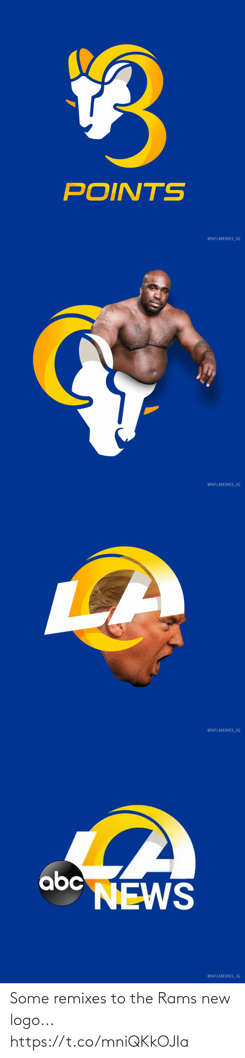 logo: Some remixes to the Rams new logo... https://t.co/mniQKkOJIa