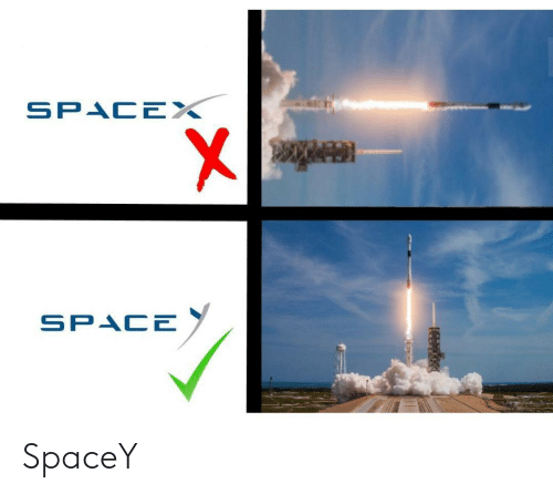 Spacex: SPACEX  SPACE SpaceY