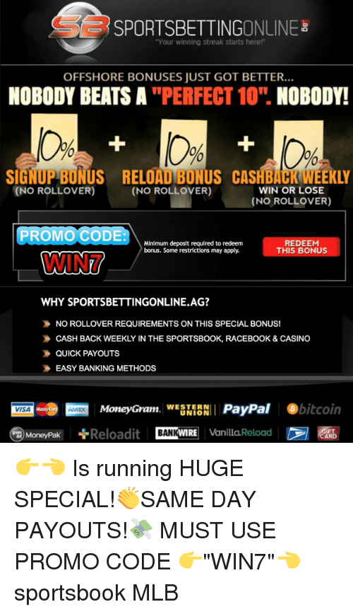 betting sites sports offshore