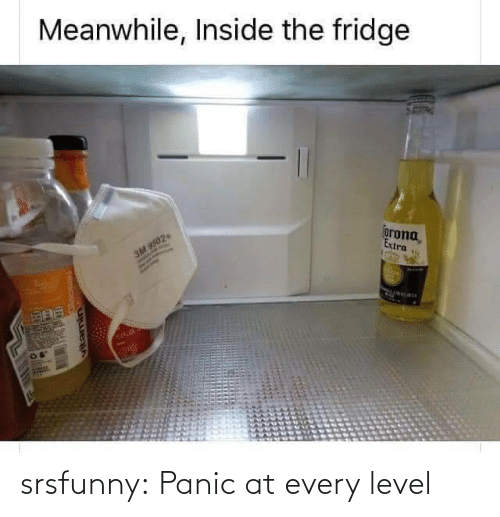 panic: srsfunny:  Panic at every level