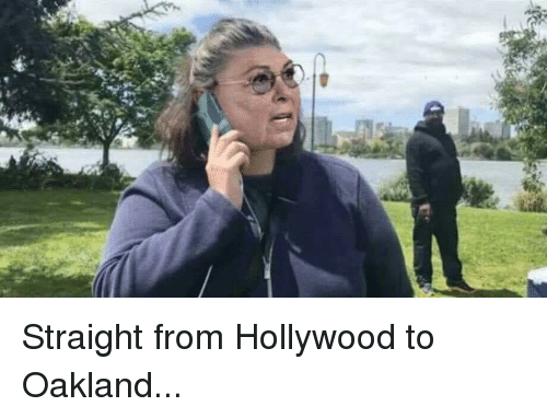 Funny, Hollywood, and Straight