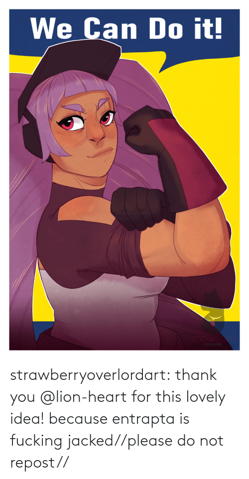 Please Do: strawberryoverlordart:  thank you @lion-heart for this lovely idea! because entrapta is fucking jacked//please do not repost//