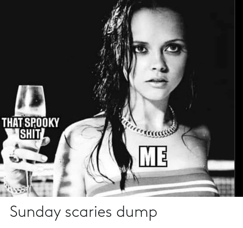 Sunday: Sunday scaries dump