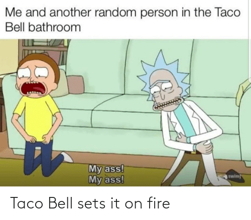 Sets: Taco Bell sets it on fire