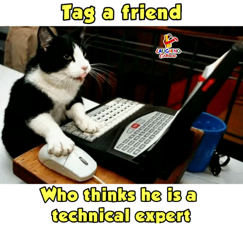 Indianpeoplefacebook, Who, and Friend: Tag a friend  AUGHING  Who thinks be is a  technical expert