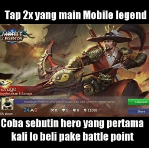 how to change language in mobile legends