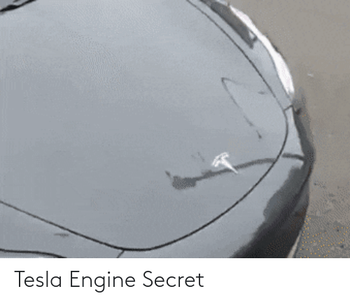secret: Tesla Engine Secret