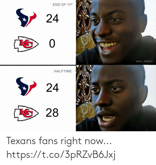 Texans: Texans fans right now... https://t.co/3pRZvB6Jxj
