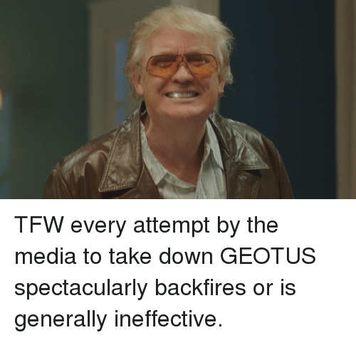 Tfw, Media, and Down