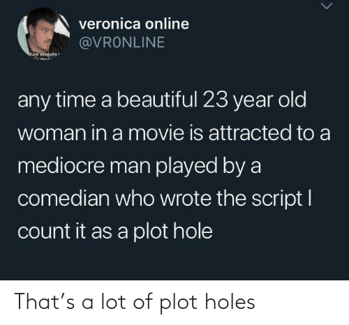 Lot: That's a lot of plot holes