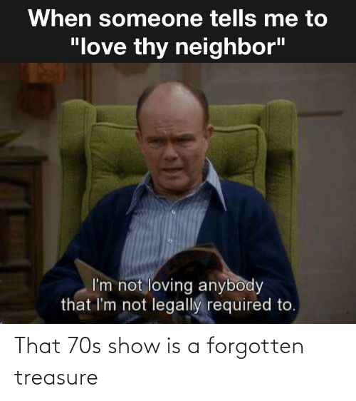 Forgotten: That 70s show is a forgotten treasure
