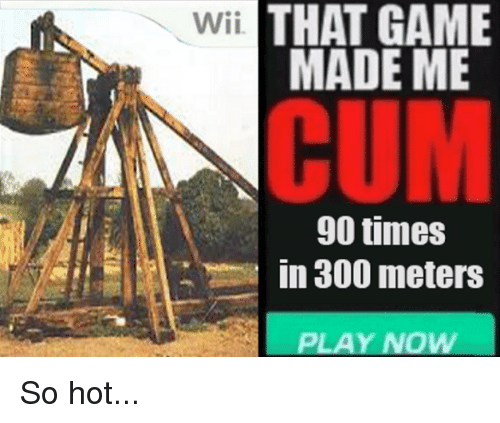 A Game That Made Me Cum 5 Times