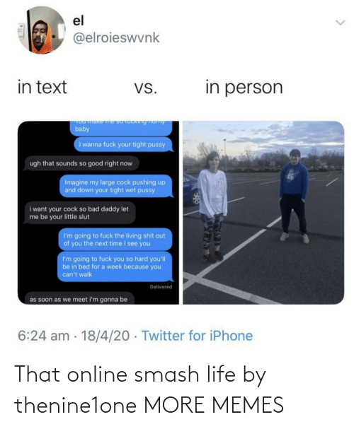 online: That online smash life by thenine1one MORE MEMES