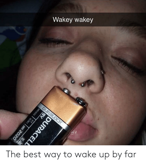 wake: The best way to wake up by far