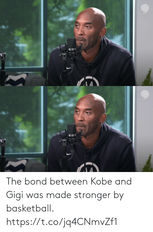Basketball: The bond between Kobe and Gigi was made stronger by basketball. https://t.co/jq4CNmvZf1
