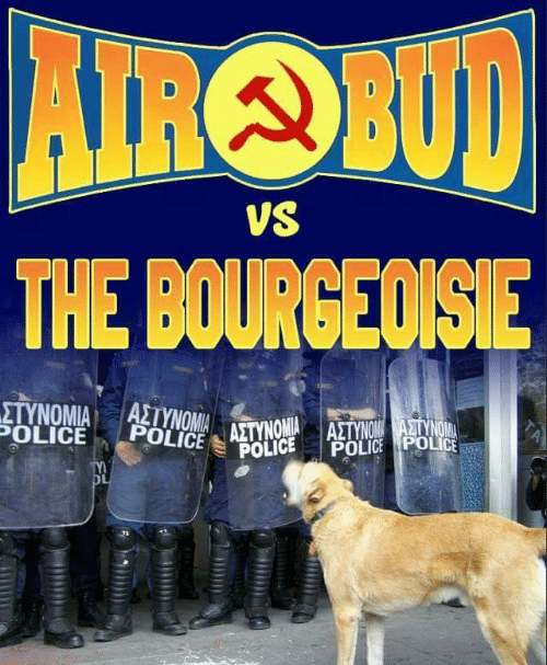 Police, Bourgeoisie, and The: THE BOURGEOISIE  POLICEPOLICE  POLICE POLICE!İPOLICE