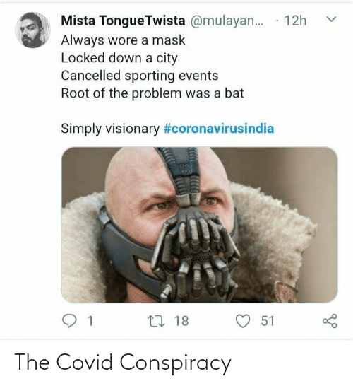 Conspiracy: The Covid Conspiracy