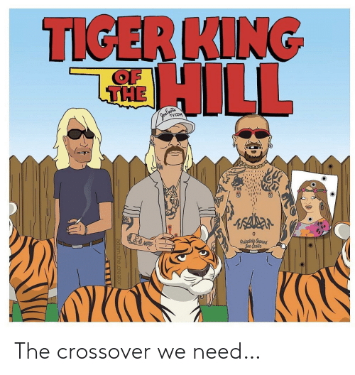 We Need: The crossover we need…
