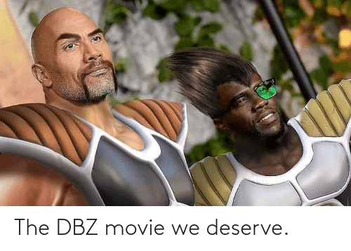 Movie: The DBZ movie we deserve.
