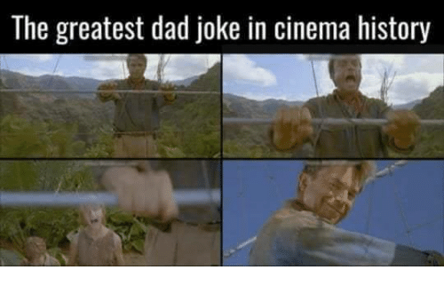 Dads Jokes: The greatest dad joke in cinema history