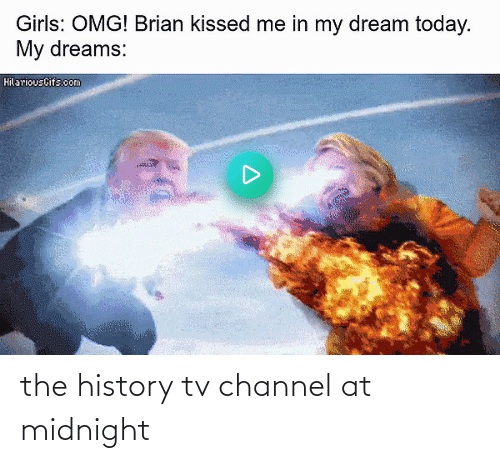 channel: the history tv channel at midnight