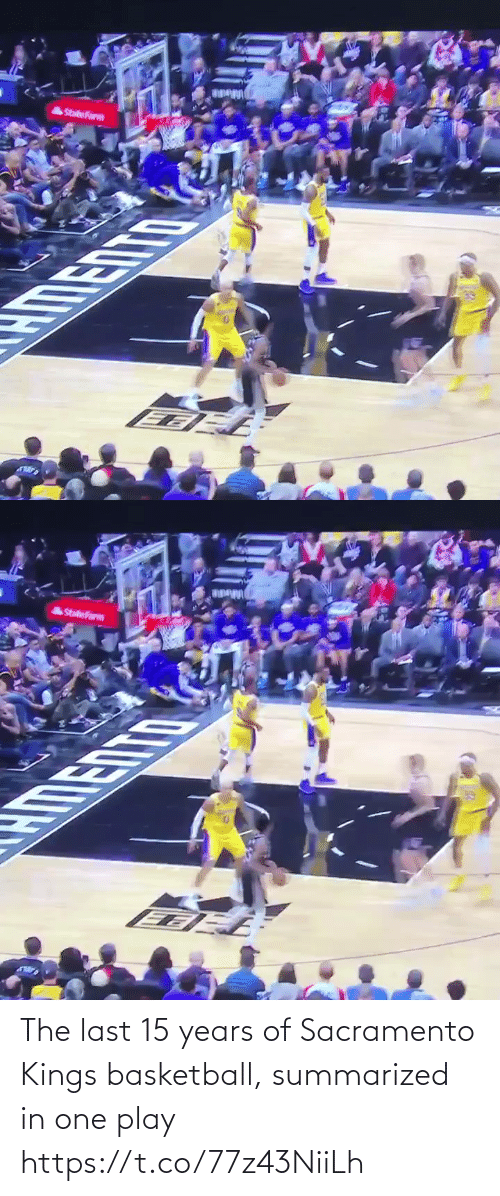 years: The last 15 years of Sacramento Kings basketball, summarized in one play https://t.co/77z43NiiLh