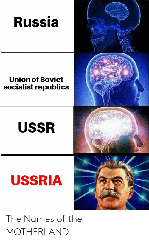 names: The Names of the MOTHERLAND
