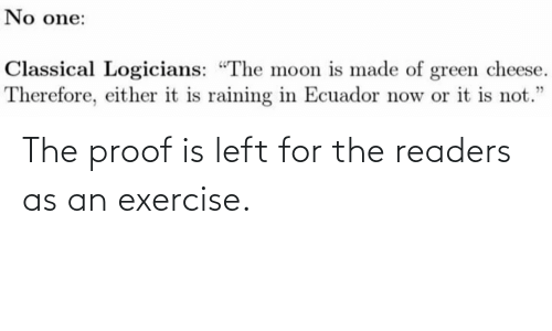 Exercise: The proof is left for the readers as an exercise.