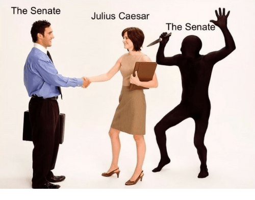 Julius Caesar: The Senate  Julius Caesar  The Senate